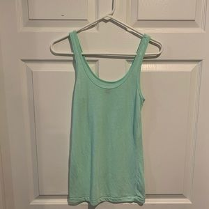 Turquoise Aerie Tank Top
